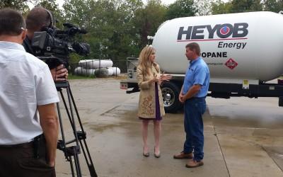 Heyob Energy Featured on Cincinnati TV