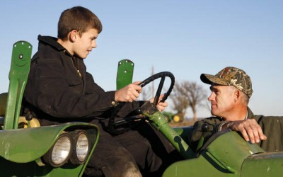 Farm safety – kid friendly