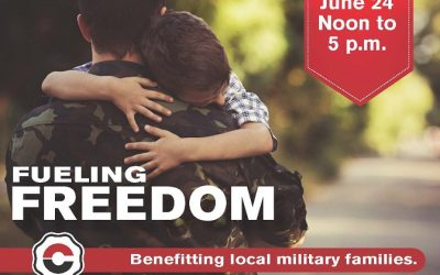 Fueling Freedom to raise money for military families