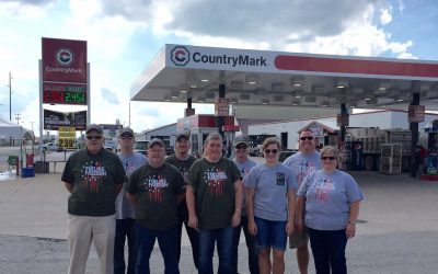 CountryMark system raises $64K for National Guard Family Readiness Groups