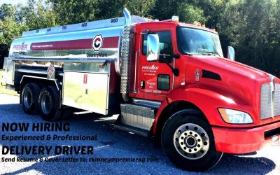 Now Hiring Fuel Delivery Driver!
