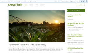 Ag Technology