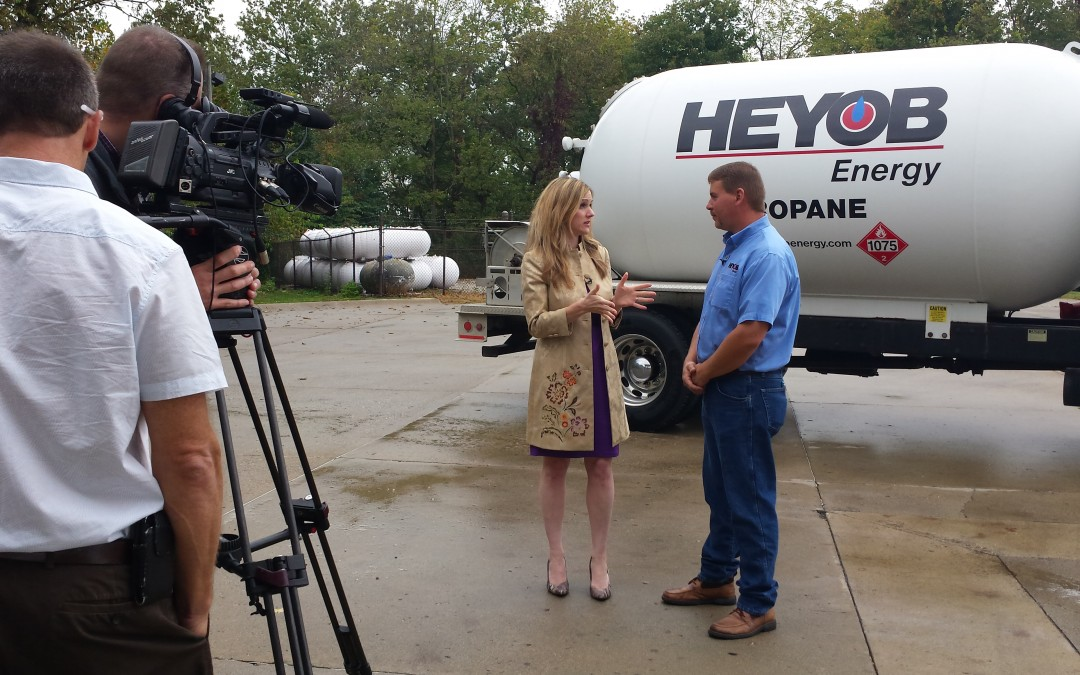 Heyob Energy Featured on Cincinnati TV