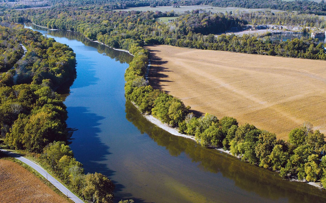 Indiana launches state nutrient reduction strategy