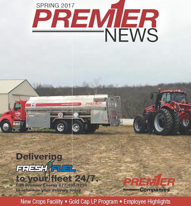 Premier Companies Newsletter – Spring 2017