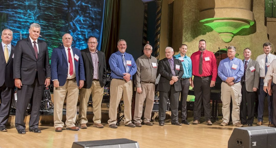 Employees Recognized for Excellence in Liquid Fuel and Lubricant Sales and Service